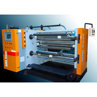 Automatic Slitting & Rewinding Machine