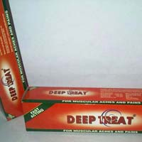 Deep Treat Pain Relieving Cream
