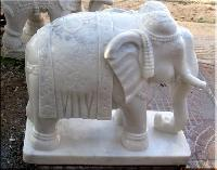 Marble Animal Statues
