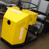 3w Battery Opreted Platfrom Truck 2 Ton