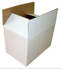 White Corrugated Boxes