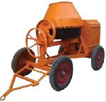 Concrete Mixer Without Hopper - 10/7 Cft