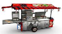 hot food vending carts