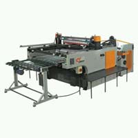 Fully Automatic Stop Cylinder Screen Printing Machine