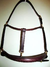 Leather Horse Halter