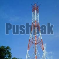 Telecommunication Towers - Manufacturer and Wholesale Suppliers,  Rajasthan - Pushpak Structures And Engineers Private Limited