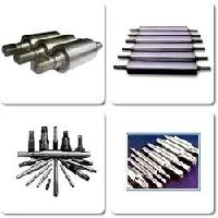 Hard Chrome Plated Rollers, Hard Chrome Plated Shafts