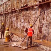 Pneumatic Drilling Machine Rental Services