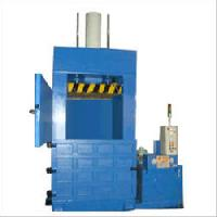 pet bottle scrap bailing machine