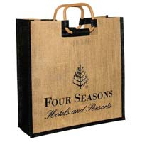 Jute Carrier Bag