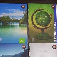 A4 Paper Notebook
