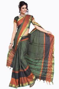 Cotton Saree - Manufacturer, Exporters and Wholesale Suppliers,  Tamil Nadu - Jayam Exports