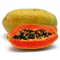 Fresh Papaya
