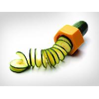 Connectwide Spiral Cucumber Slicer Vegetable Fruit Salad..