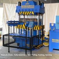 Fully Automatic   Vacuum Type  Rubber Molding Machine
