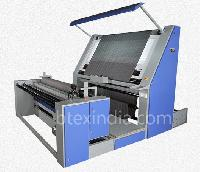 Inspection With Brushing Fabric Inspection Machine
