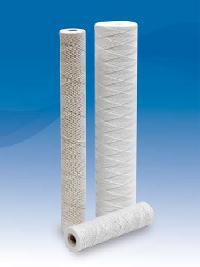 air separators wound polypropylene filters