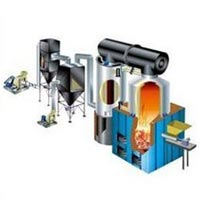 4 Pass Oil Fired Air Heater Repairing