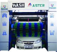 Automatic Brush Car Wash Machine
