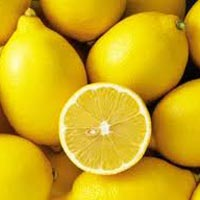 Fresh Yellow Lime