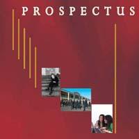 Prospectus Designing and Printing