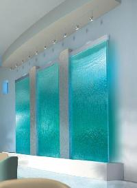 Glass Waterfall