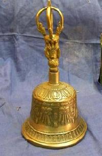 Brass Tibetan Bells