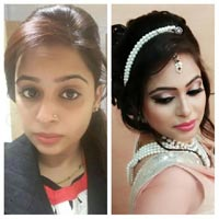 Mehandi Makeup Services