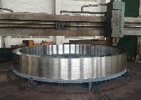 Steel Open Die Forging