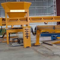 Rcc Vertical Vibration Pipe Making Machine