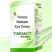 Timoact Eye Drops