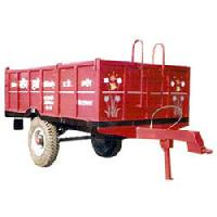 Hydraulic Tractor Trolleys