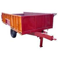 Hydrulic Tipping Trolley