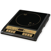 Induction Cooker, Crystal Plate