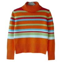 Kids Turtleneck Sweater