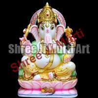 Shree Ji Murti Art M S New Gujrat Murti Marble Ganesh
