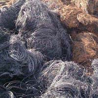 Burnt Tyre Wire Scrap