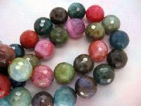 Faceted Gemstone Bead