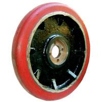 Heat Resistant Solid Tyre