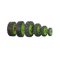 Small Size Solid Tyre