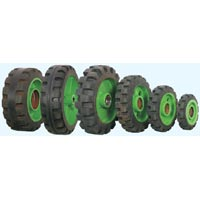 Trolley Tyres, Wheel Barrow Solid Tyres