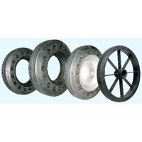 Wheel Barrow Solid Tyres