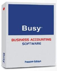 Enterprise Edition Busy Business Accounting Software