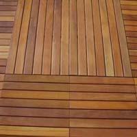 Greenheart Houses - Decks Flooring