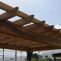 Pergolas Lumber, Gazebos