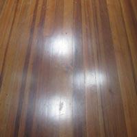 Teak & other Hardwood Flooring