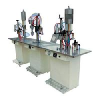 used aerosol filling machine