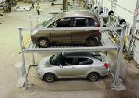 Four Leg Mechanical Car Stack Parking System