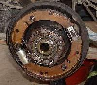 Rear Brake Drums