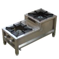 Two Burner Cooking Range - Mini